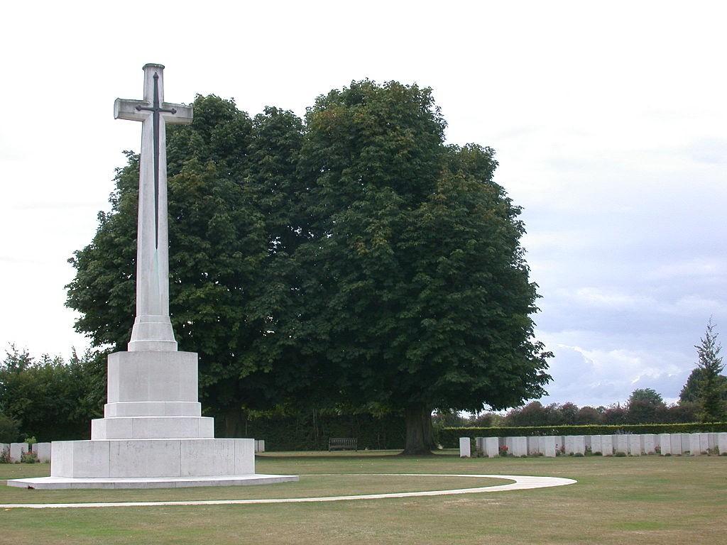 Bretteville-sur-Laize_Cemetery