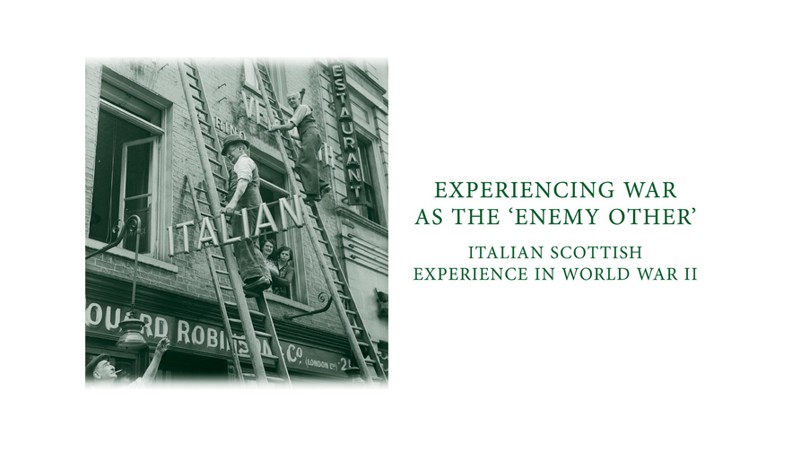 Review of Wendy Ugolini's Experiencing War as the 'Enemy Other' by Adrian Mitter