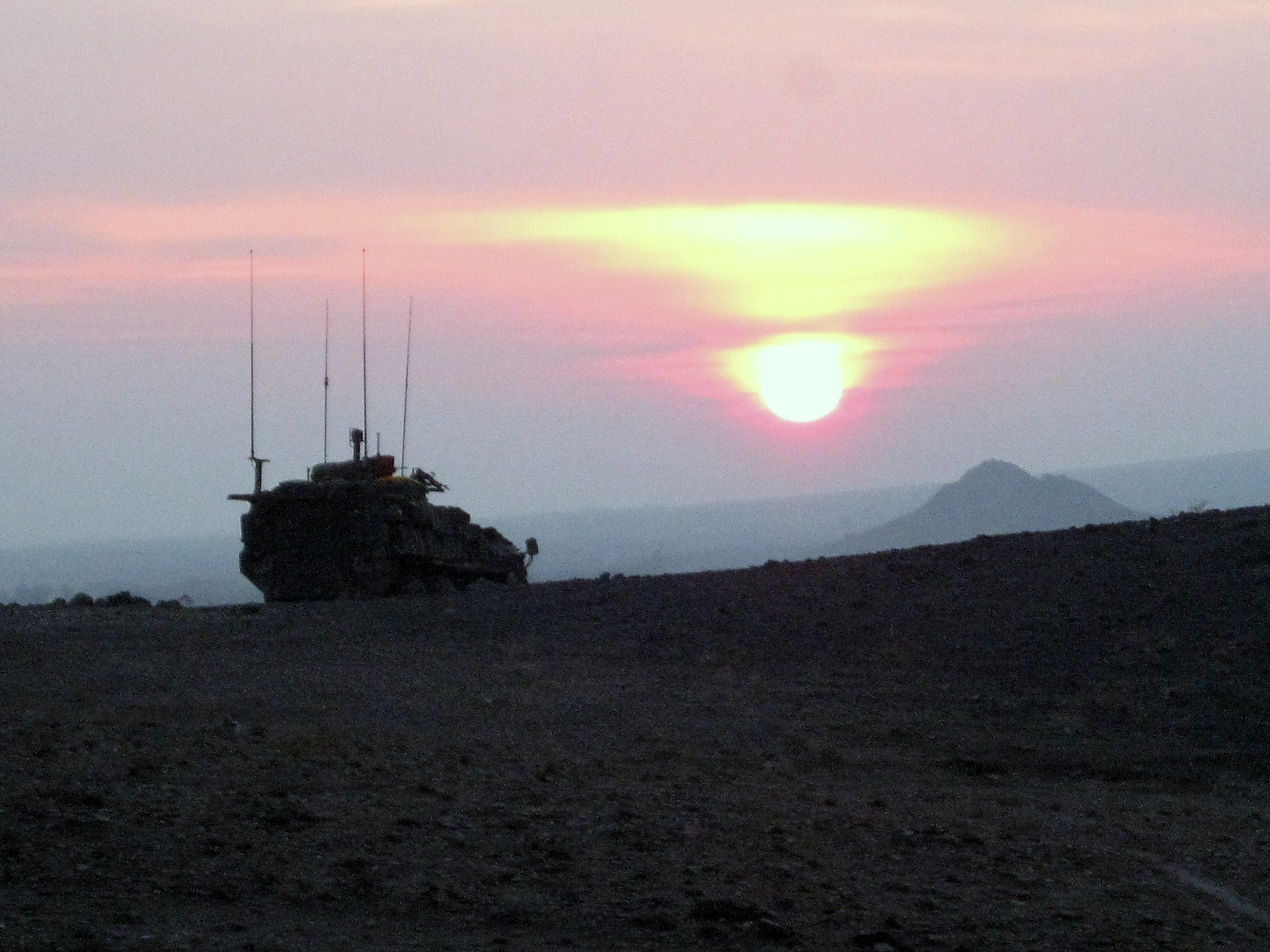 Operation Athena: A View From the Front, (Part III) Re-integration.