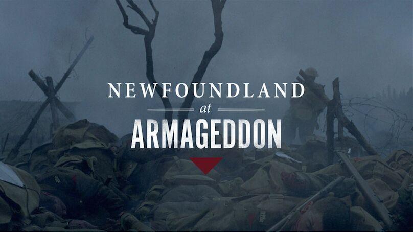 Newfoundland at Armageddon: CBC TV, June 30 at 8 pm