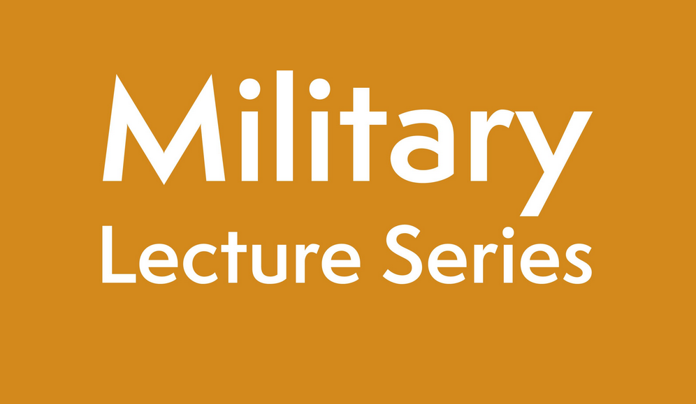 Guelph Museum Military Lecture Series 2016-17