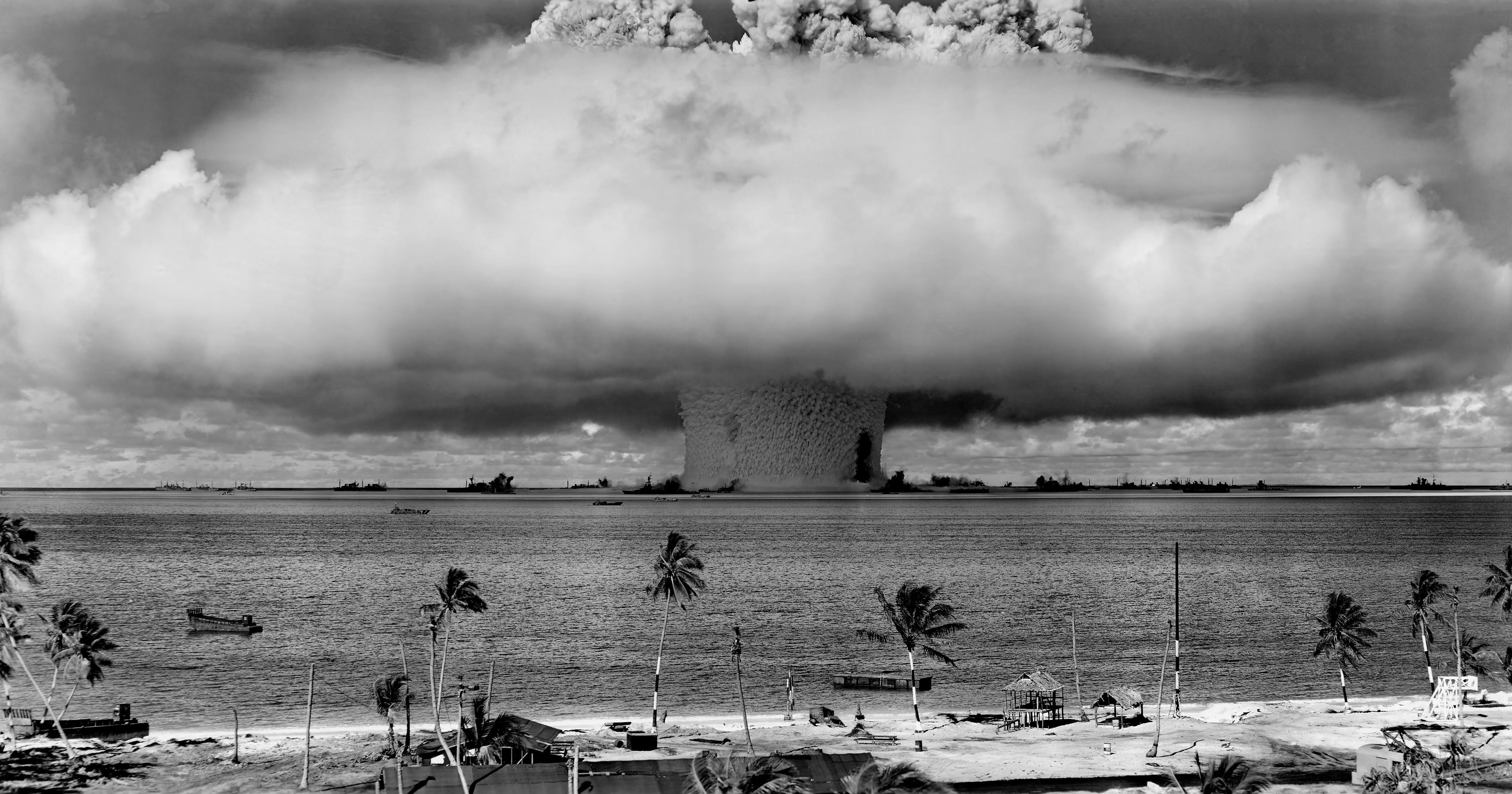 On War & Society Podcast: Destruction and Dissent in the Marshall Islands with Dr. Martha Smith-Norris