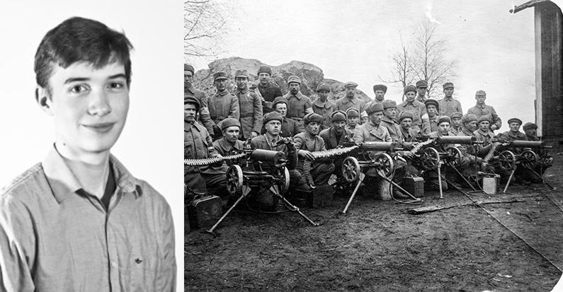 On War & Society: Civil War and Identity with Alec Maavara