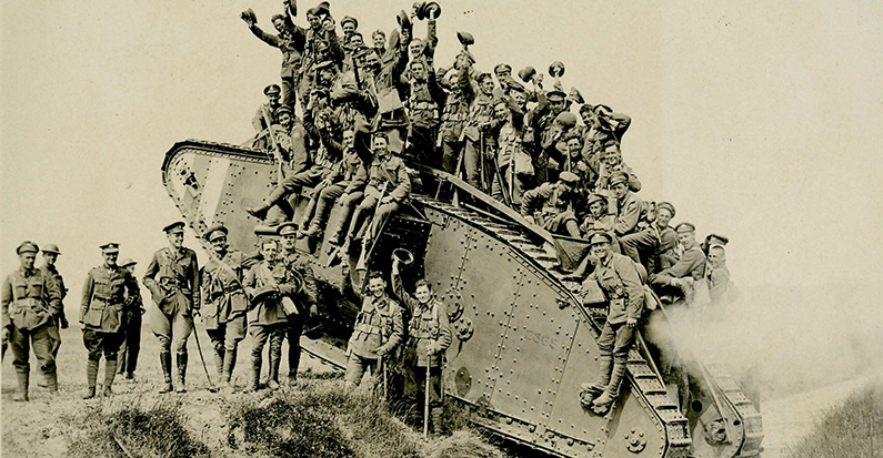 """Canadian War Museum Presents: """"Victory 1918–The Last 100 Days"""""""