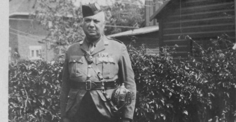 The McKay Fallen, Part III: George Frederick Stalker