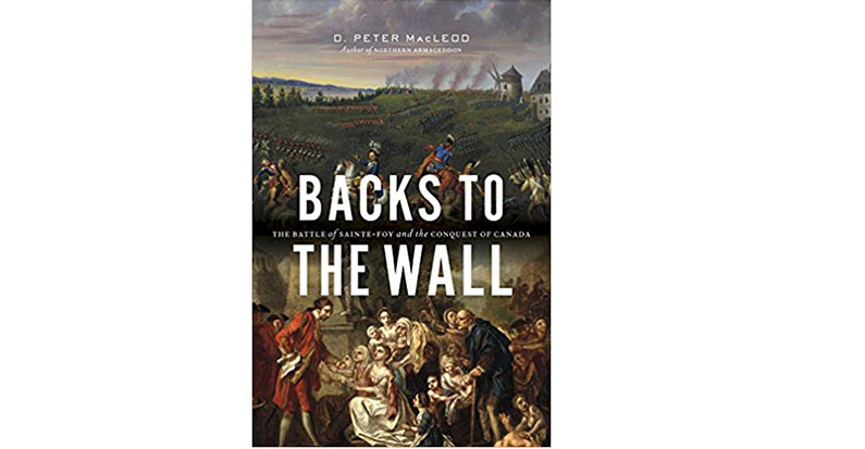 Review of D. Peter MacLeod's Backs to the Wall by Steven Bright