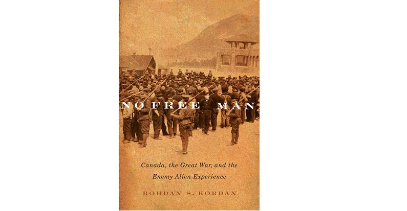 Review of Bohdan S. Kordan's No Free Man by Richard Roy