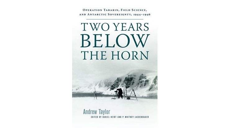 Book Review: Two Years Below the Horn by Andrew Taylor