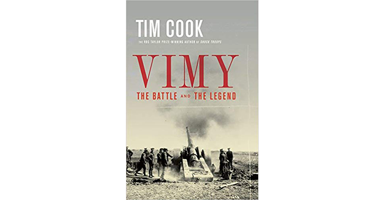 Book Review: Vimy by Tim Cook