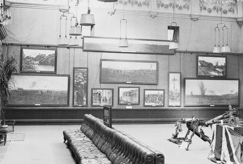 Kodaking War: Photographs as Art?