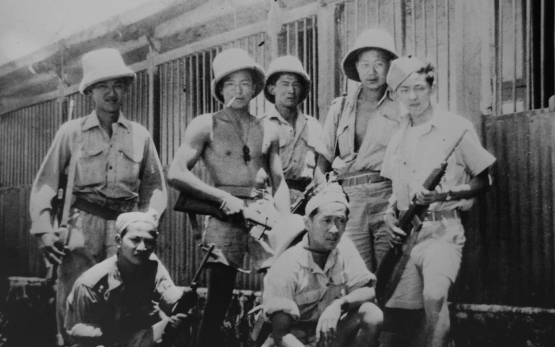 Chinese Canadian Secret Warriors in the Pacific, 1944-46