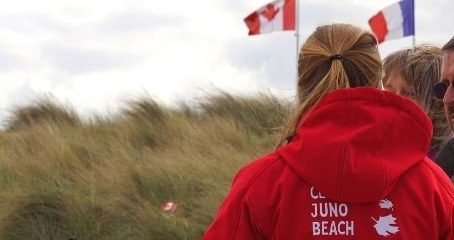 The Juno Beach Centre is Hiring its 2022 Guide Team!